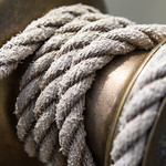 Rope on a winch thumbnail