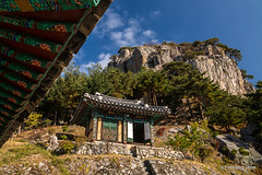 Unmunsa Temple () (insung jeon) Tags: temple korea 18200mm  cheongdo unmunsa  nx20