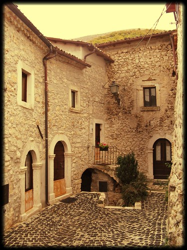 Abruzzo: San Sebastiano