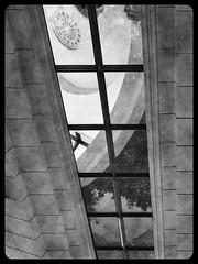 Church Window - Kirchenfenster (hedbavny) Tags: vienna wien church window ava austria österreich fenster kirche note tangram kapelle leopoldsberg kahlenberg notiz lokulus
