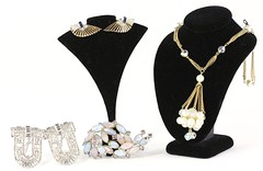 L38. Group of High End Costume Jewelry, incl. Boucher
