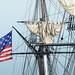 USS Constitution Underway August 19, 2012