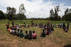 Playground and break time at Dima Gurada Primary School-Oromia Region (UNICEF Ethiopia) Tags: africa unicef girls youth children education teacher un health ethiopia dima primaryschool ruralareas sebeta sportandplayethi teacherunicefethiopia