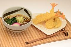Tempura Udon [Tenwa Restaurant]