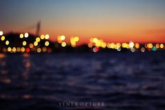 Bokeh city... (Yener ÖZTÜRK) Tags: sunset sea turkey bokeh türkiye aegean deniz smyrna izmir ege sahil aegeansea göztepe güzelyalı egedenizi güzelizmir ägäismeer egeninincisi egekörfezi