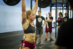 IMG_6555 (CheneyMedia) Tags: woman open exercise strong strength workout fitness abs fit barbell reebok wod crossfit
