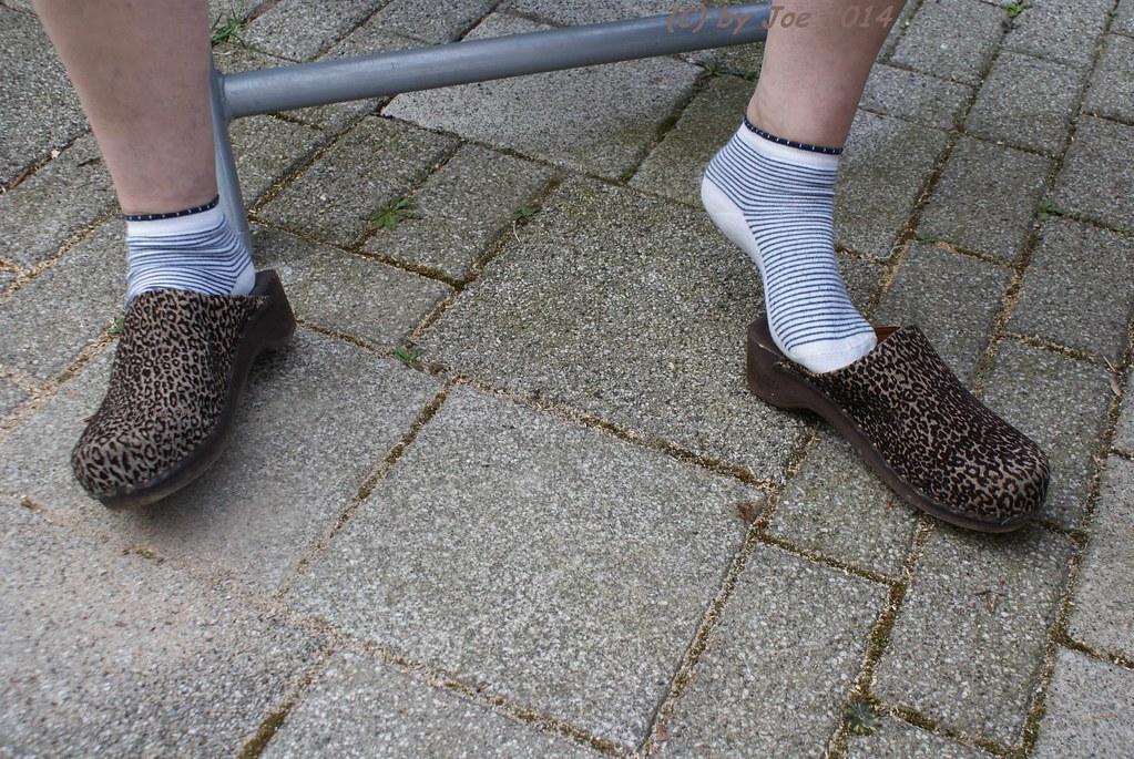 socks and mules
