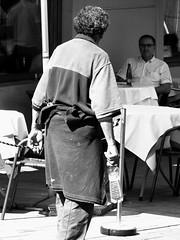 Man of the Street (new version) (Kojotisko) Tags: street people bw man person homeless streetphotography brno cc creativecommons czechrepublic streetphoto persons streetperson