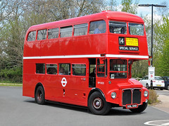 DSL540 RM1033 London Transport (martin 65) Tags: red bus buses vintage bristol king stadium trains hampshire stephen trent commercial cumbria alfred routemaster pops winchester staffordshire stoke britannia potteries on kirkby aec 152016