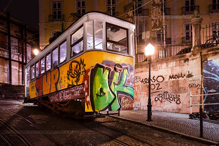 Elevador da Gloria // Lisbon // Portugal