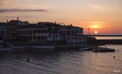 Stintino (lesxanes) Tags: sunrise sardinia village pueblo amanecer sassari cerdea marinero stintino