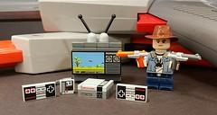 Zap it! (BrickArms) Tags: zapper brickarms bricktendo