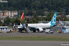 N8704Q Boeing 737-8 MAX (Brandon Farris Photography) Tags: max southwest airline luv boeing airlines renton 737 southwestairlines wn swa 738 7378 rnt southwestair krnt boeingcompany rentonmunicipalairport boeing738 boe104 737max boeing7378max 7378max maxft boeingmax 738max n8704q 1a004 boeing104 1a005 n8705q