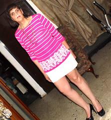 pic 3 (MAYELITA CROSSDRESS) Tags: sexy female legs feminine contest crossdressing tgirl transgender transvestite vote miniskirt crossdresser crossdress minidress travesti minifalda travestite taconesaltos minivestido feminitacion