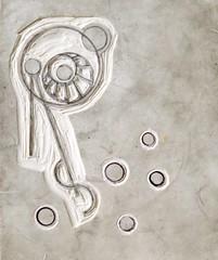 12 may 16 2 (2)c (beihouphotography) Tags: art design artwork progress carving carve printmaking