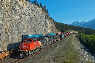 CN 8805, Jasper AB