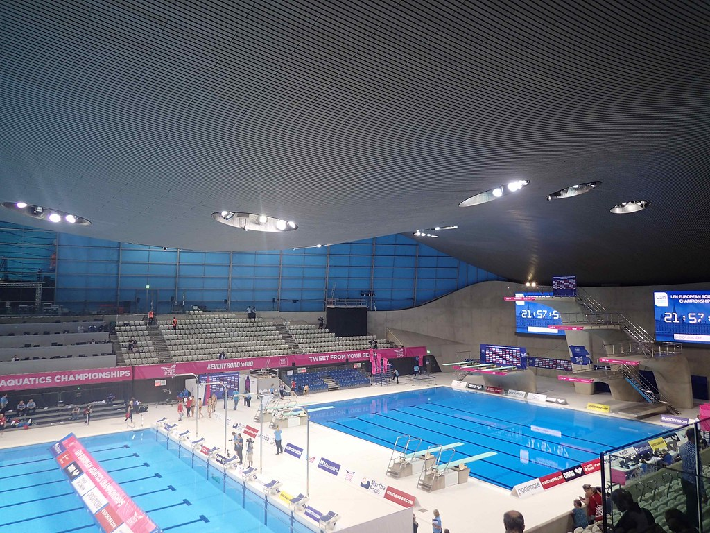 Tremplin piscine perfect centre nautique dlcs tags with - Piscine olympique toulouse ...