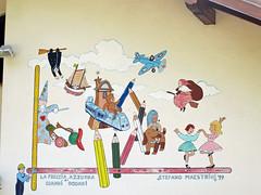 "Legro ""Paese dipinto"" (frank28883) Tags: piemonte murales giannirodari ortasee novara muridipinti cusio ortasangiulio ortalake legro lacdorta paesedipinto"