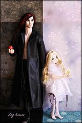 A-Z Challenge: C - Contrast ( Lily Queens ) Tags: contrast toys doll c dreaming z killian challenge emeraude integrity sekiguchi acheron a ruruko