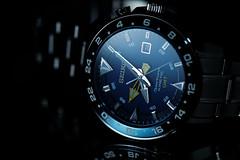 Seiko SUN017P1 (paflechien33) Tags: nikon g watch kinetic seiko f28 vr afs d800 gmt 105mm micronikkor ifed sb900 sun017p1