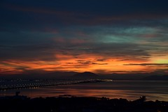 A view (Rekha Prasad) Tags: bridge nature landscape dawn nikon malaysia penang goergetown pulaupinang penangattractions d3300