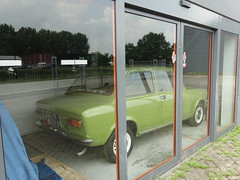 Fiat 128 1100 1973 / 2006 Apeldoorn (willemalink) Tags: fiat 2006 1973 apeldoorn 1100 128