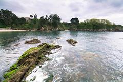 nice beaches (.) Tags: espaa landscape spain nikon angle cloudy wide tokina galicia spanien espania galizia d7100 1116mm nikond7100