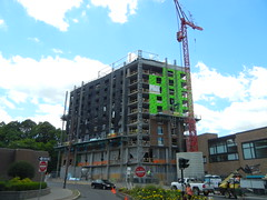 Construction in Ithaca, June 2016 (a59rambler) Tags: ithaca