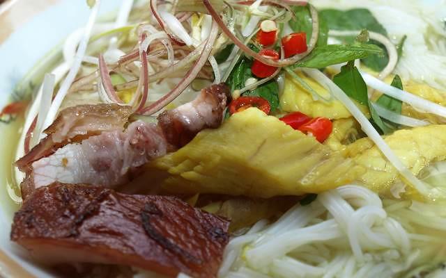 Bún cá Châu Đốc