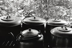 Rustic Kitchen (Bong Manayon) Tags: film fuji pentax philippines rizal acros tanay sf10 lilok pentaxsf10 bongmanayon
