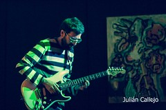 Billy Bob Dillon 17jun2016 (42 de 53) (juliancallejor) Tags: madrid rock concierto livemusic instrumental postrock tetun elplanetadeloswattios billybobdillon