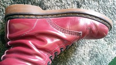 20160523_092332 (rugby#9) Tags: original feet yellow cherry boot shoe hole boots lace dr air 14 7 indoor icon wear size footwear stitching comfort sole doc 1914 cushion soles dm docs eyelets drmartens bouncing airwair docmartens martens dms cushioned wair doctormarten 14hole yellowstitching