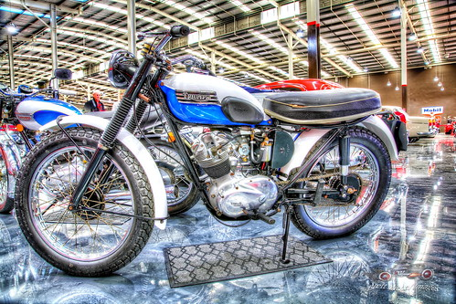 Triumph Tiger Cub, Gosford Classic Car Museum, 3 Stockyard Place, West Gosford