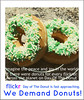 Donuts for world peace. (chloe & ivan) Tags: donuts dunkindonuts dotd dayofthedonut picmonkey
