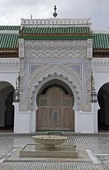 Fez, Morocco 79963 (Al Greening) Tags: architecture mosque morocco moorish medina fes qarawiyin