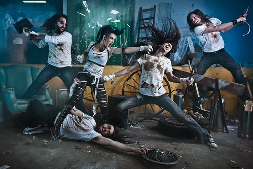 The Agonist - Promo 2012