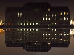 Berlin Dark Symmetry 2/3 (Alberto Sen (www.albertosen.es)) Tags: berlin skyline night germany dark lights luces noche nikon europa europe alberto alemania sen deuthland albertorg