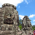 "Faces of Avalokiteshvara at Bayon <a style=""margin-left:10px; font-size:0.8em;"" href=""http://www.flickr.com/photos/14315427@N00/6966954136/"" target=""_blank"">@flickr</a>"