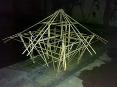 Bamboo model (SimonEvans1) Tags: bali house bamboo greenworld batukaru tabanan