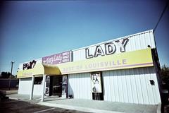 foxy lady (s myers) Tags: film club 35mm toy xpro kodak kentucky ky crossprocess strip louisville vignette foxylady elitechrome100 vivitarultrawideandslim photoworkssf vuws bestoflouisville