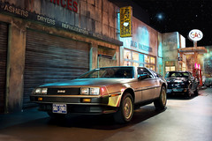 RegresoAlFuturo | BackToTheFuture (poca-traa) Tags: japan odaiba delorean dmc12 jap backtothefuture venusfort japn regresoalfuturo historygarage