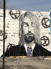 Wynwood Walls (Brave Little Soul) Tags: art graffiti mural nirvana miami urbanart artbasel wynwood kirkcobain wynwoodwalls