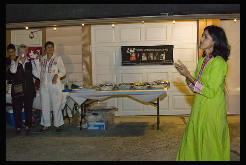VBB Artistic/Founding Director Sehba Sarwar