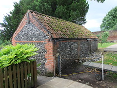 Potting Shed, World Garden, Lullingstone Castle (Paul F 36) Tags: kent pottingshed lullingstonecastle worldgarden