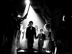 The Leader (McHeras) Tags: wedding boy children ed greek photography nikon child g greece leader 28 mm nikkor f28 afs 2470mm 2470 f28g kozani   d700