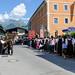 Herz-Jesu-Prozession in Matrei, Österreich