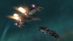 Halo Reach_Saber (Ravzem) Tags: fighter space halo sabre saber reach campaign caza espacio campaña unsc longnightofsolace larganochedeconsuelo