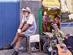One-Man-Band (NewsStrategiesLLC) Tags: ireland musician galway davidhenderson