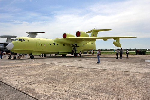 Taganrog. Beriev Aircraft Company 34