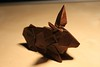 Origami Rabbit By Hsi Min Tai